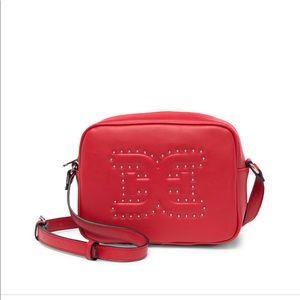 Sam Edelman Naya EE logo crossbody bag